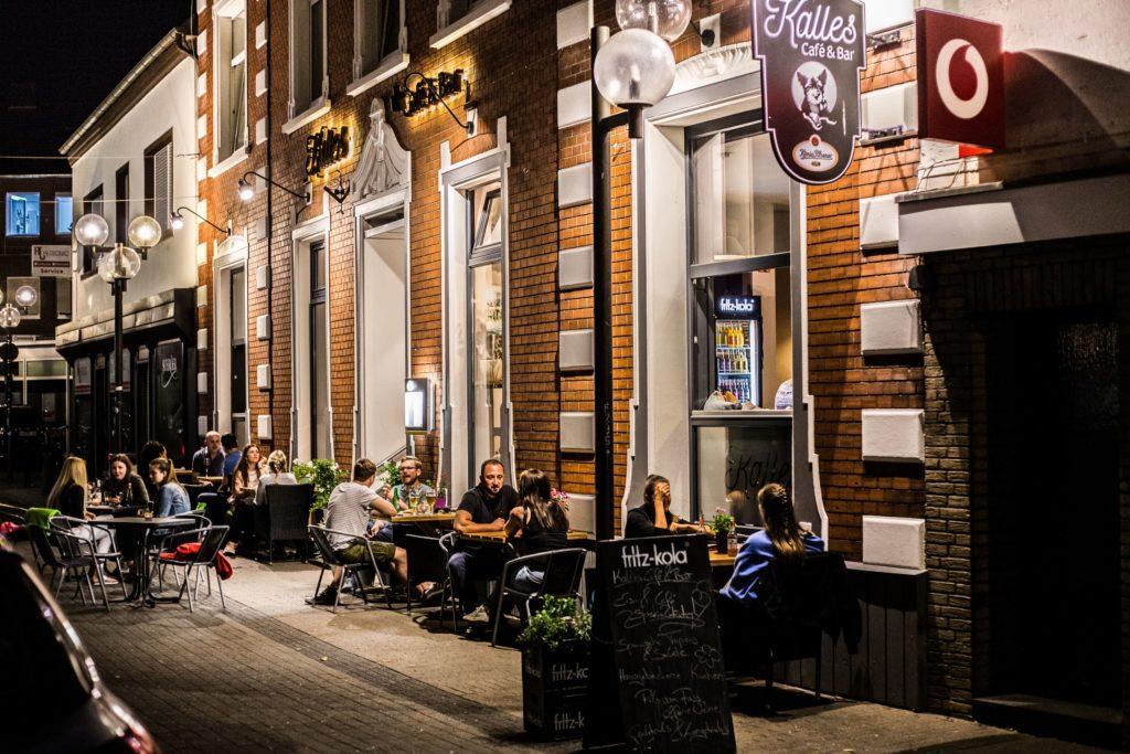 Kalles Cafe und Bar Borken Party Hoczeiten