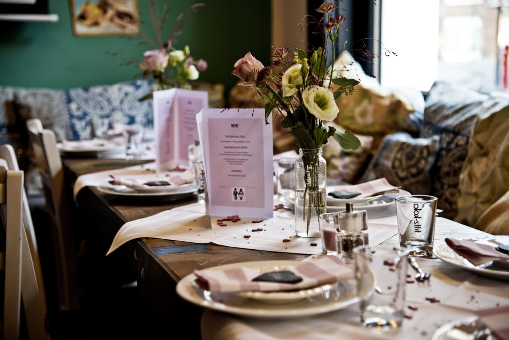 Kalles Cafe und Bar Borken Hochzeit Lokal